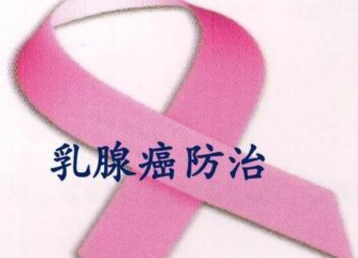 粉红丝带——增强乳腺癌防治知识